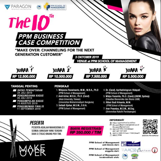 Business Case Competition 2019