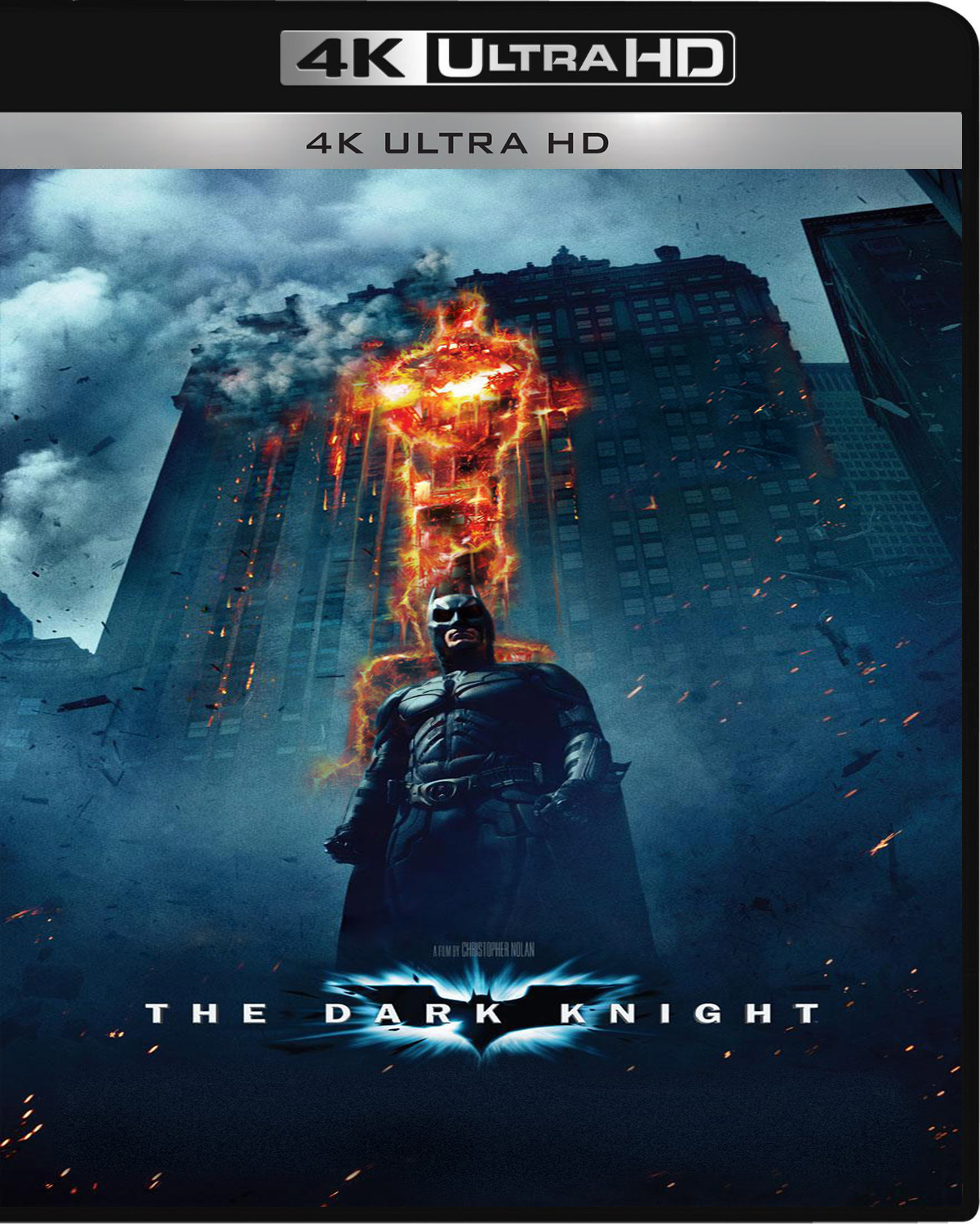 The Dark Knight [2008] [UHD] [2160p] [Español]