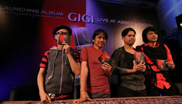 Band Gigi Rilis Lagu Adu Domba Milik Raja Dangdut Rhoma Irama
