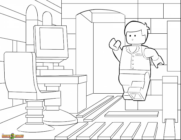 Fantastic Lego Movie Coloring Pages With The Lego Movie Coloring Pages And Lego  Movie Coloring Pages