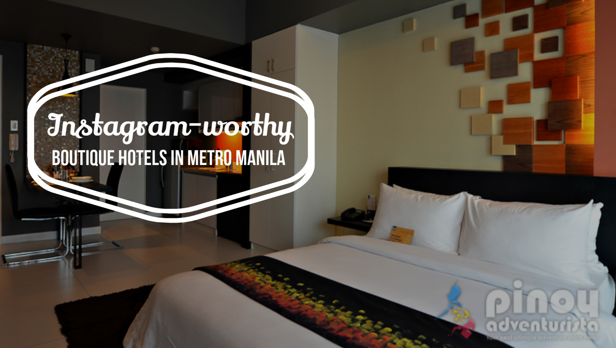 Top picks 8 instagram worthy boutique hotels in metro for The best boutique hotels
