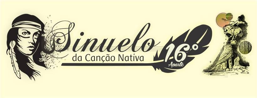 Abertas as inscrições para o 16º Sinuelo da Canção Nativa