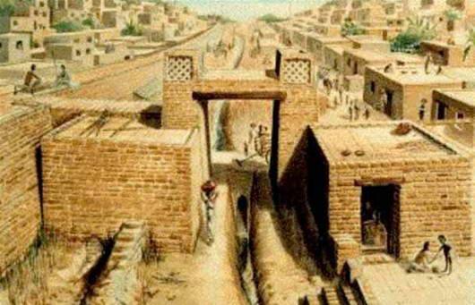 Misteri Hilangnya Peradaban Lembah Hindus