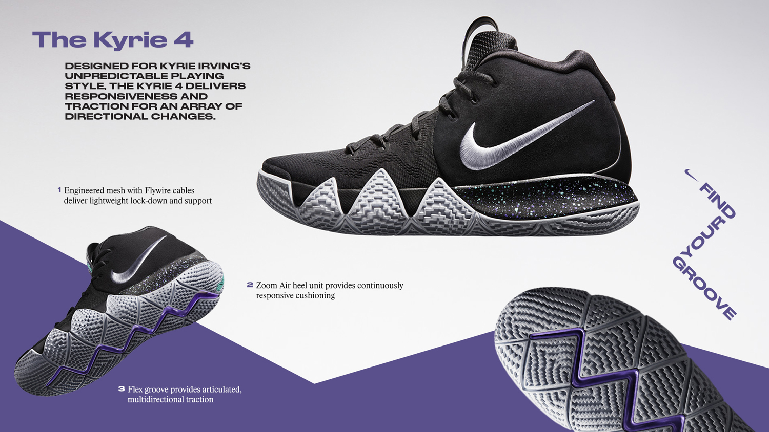 new product a1843 b190c Nike Unveils the Kyrie 4 | Analykix