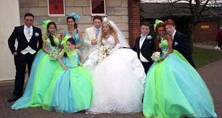 Los vestidos de novia mas ridiculos
