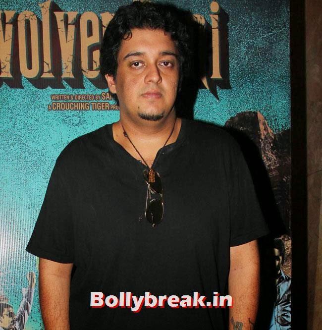 Sai Kabir Shrivastav, Kangana Ranaut at Revolver Rani Special Screening at Lightbox