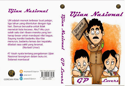 buku antologi cerpen ujian nasional