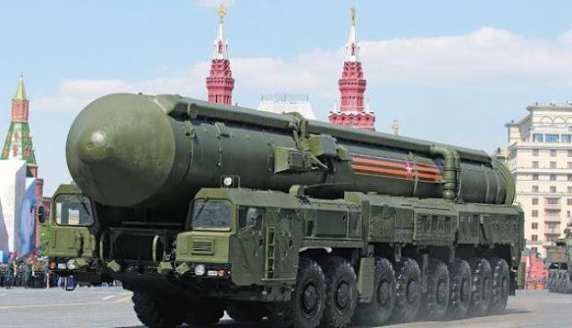 «Σατανάς 2»: Το πυρηνικό υπερόπλο των Ρώσων!
