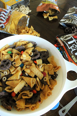 Pantry Trail Mix - Ideas and Recipes for your family, next party or just because