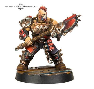 Necromunda Underhive - House Goliath