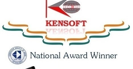 Kensoft | National Award Winner - IT Excellence : BFSI