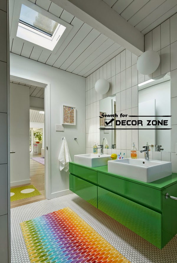 Modern Bathroom Floor Tiles: Ideas And Choosing Tips