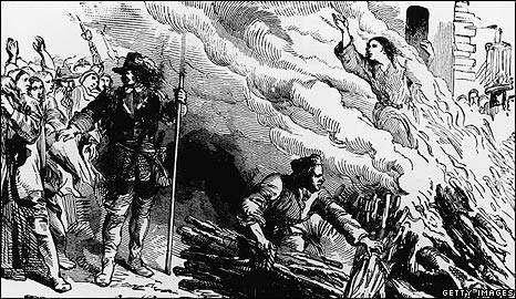 Chonrad Stoeckhlin - kisah tragis para penyihir pria