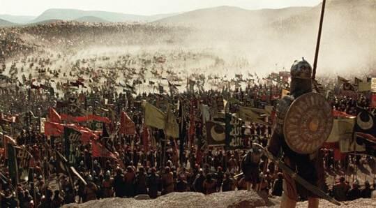 Lokasi Terjadinya Perang Troya