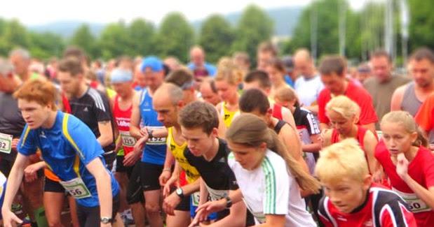 12  NHC-Lauf: 39  Heiligenröder Abendlauf am 07  Juni 2019