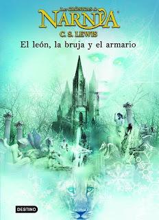 Crónicas Narnia León Bruja Armario lewis
