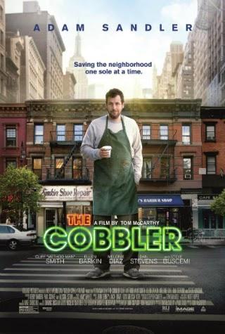 The Cobbler [2014] [DVDR4] [NTSC] [Latino]