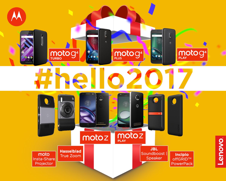 Moto Smartphone