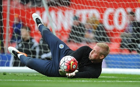 Kasper đã có một mùa giải thành công ở Leicester