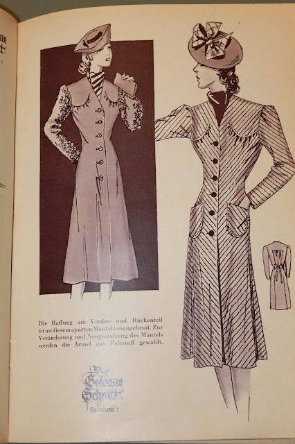1940s German fashion