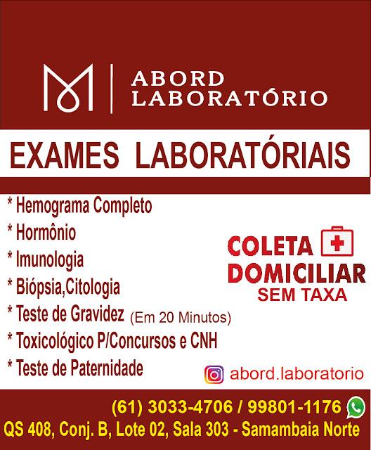ABORD LABORATÓRIO