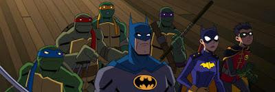 Nickalive Worlds Collide In Batman Vs Teenage Mutant Ninja Turtles Trailer Release Dates Announced
