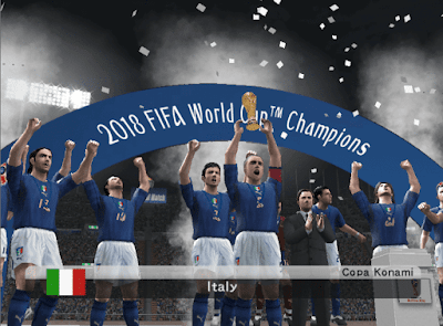 PES 6 Trophy FIFA World Cup by Pato_Lucas18