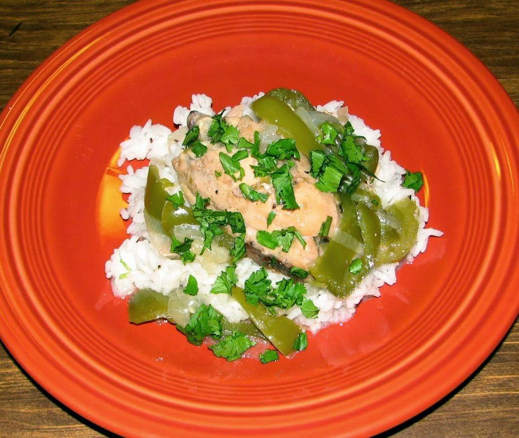 Crock Pot Garlic Chicken Thighs: Shel's Kitchen: Crock Pot Indonesian Chicken