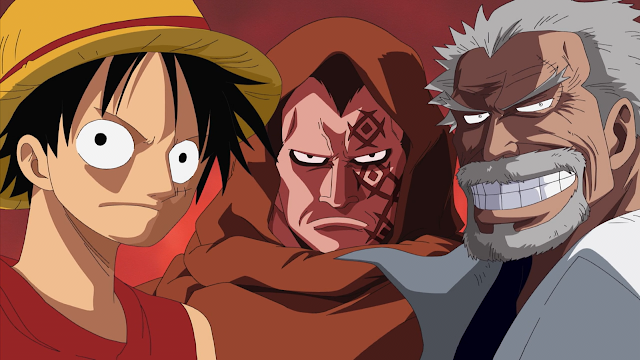 Reborn 800 years later, sasha gathers the scattered 'd' bloodline as she prepares for the battle against the celestial dragons. Who Is Luffy Mother By Blackotakuz On Deviantart