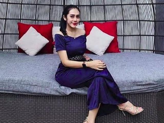 Bukan Selingkuh, Vernita Ngaku Hanya Silaturahmi dengan Richie 'Five Minutes'