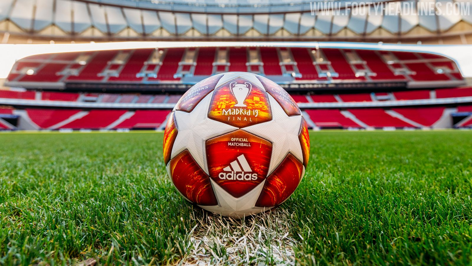 Adidas 2019 Champions League Madrid Final Ball Revealed ...
