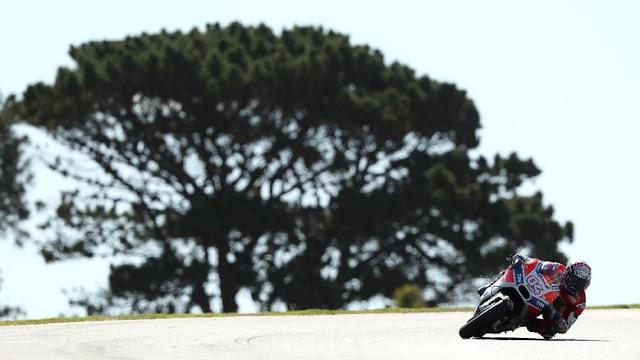 'MotoGP Australia Ujian Terakhir bagi Ducati'
