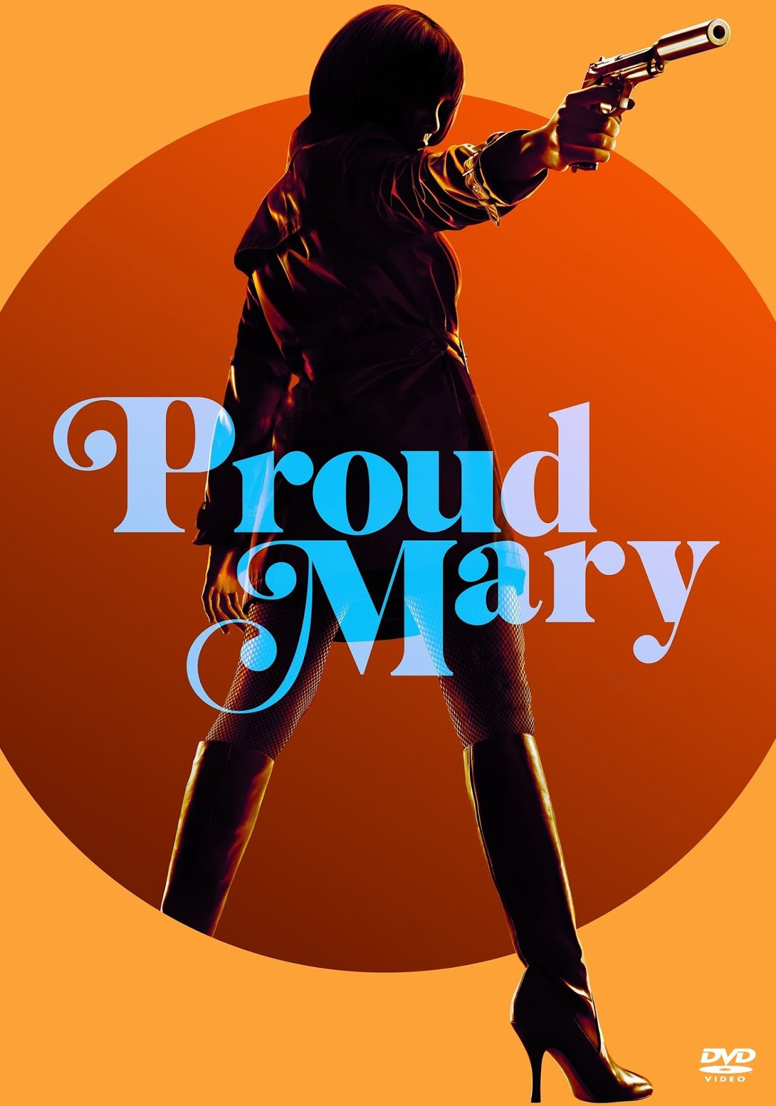 Proud Mary [2018] [DVDR] [NTSC] [CUSTOM BD] [Latino]