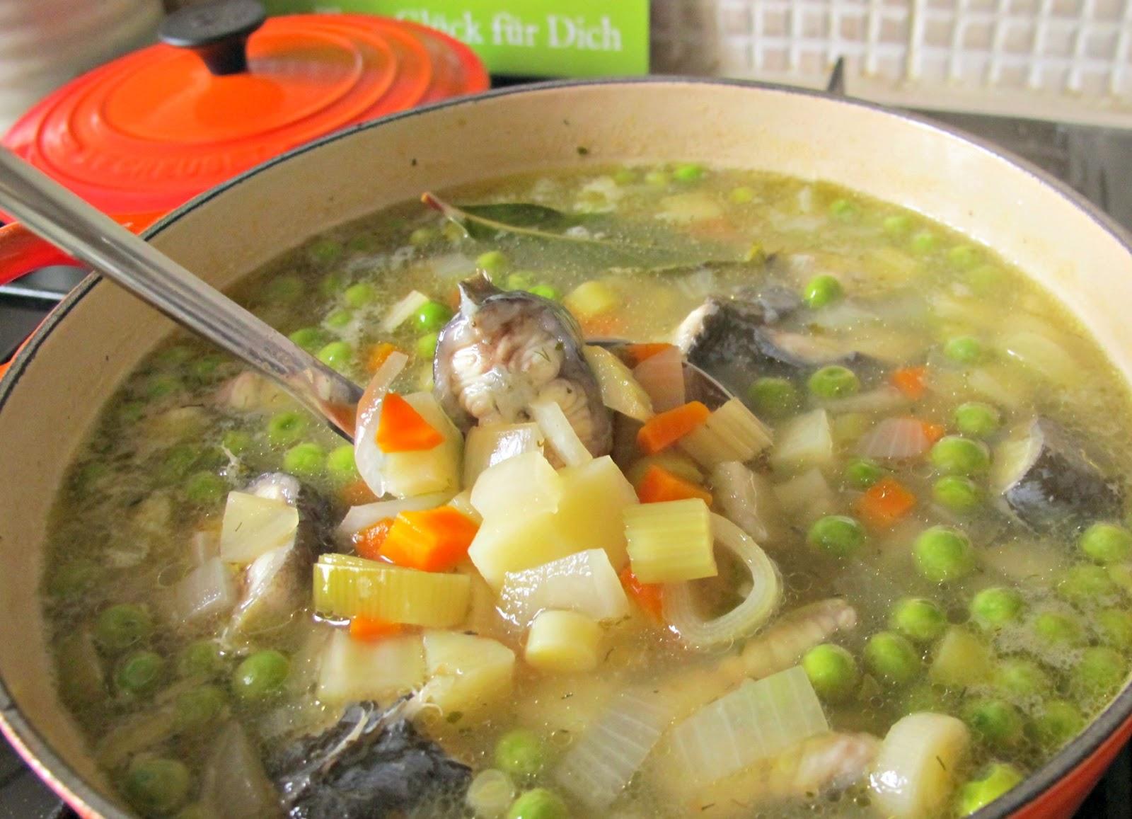 Chilli Pepper Travels: Mecklenburger Aalsuppe (Eel Soup ...