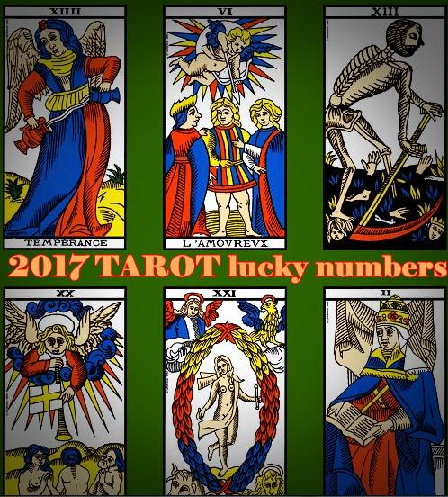 Numerology year 1 2017 picture 1