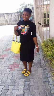 See the Lady Allegedly Killed by Ritualists in Ughelli, Delta State (Photos)