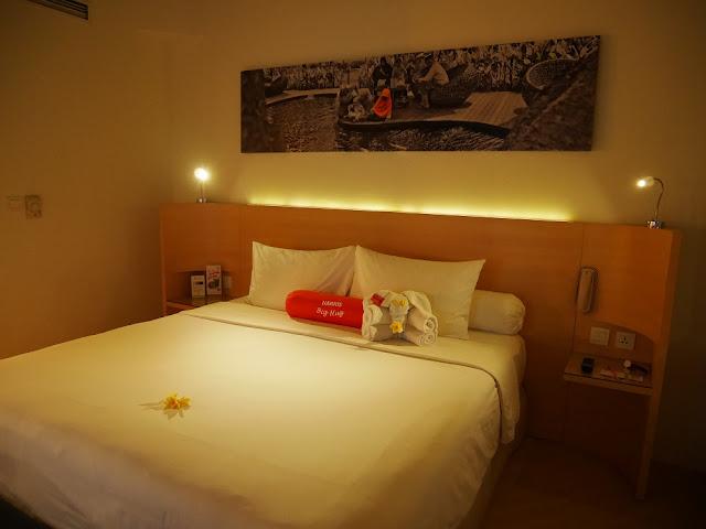 Kamar Suite di Hotel Harris Tebet