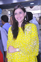Mannara Chopra Looks Cute in Yellow Salwar Suit ~  Exclusive 21.JPG
