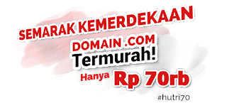 promo domain murah dot com