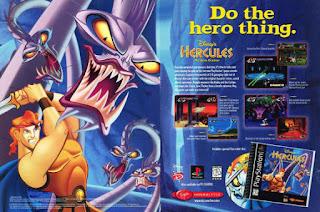 Disney Hercules Game For PC Download