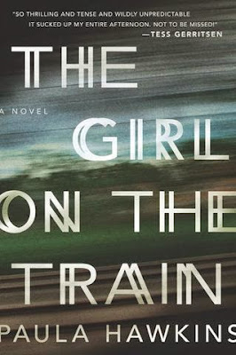 The Girl on the Train by Paula Hawkins - book cover