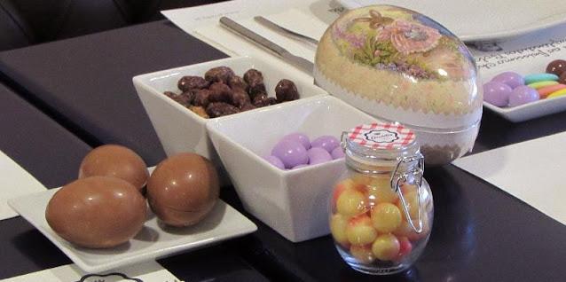 v+arios tipos de doces de páscoa da Arcádia