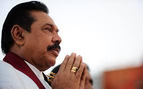Mahinda Rajapaksa says