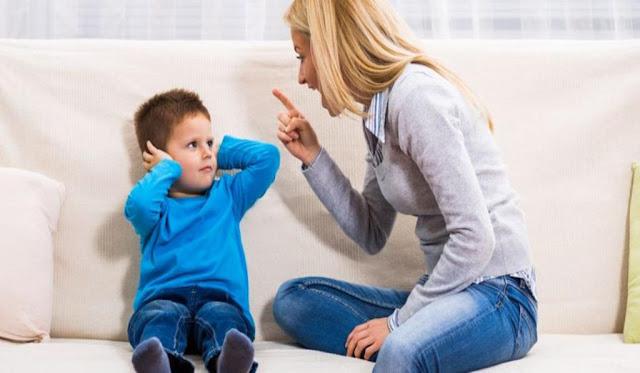 Söz Dinlemeyen Çocuk Yoktur