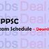UPPSC Exam Schedule 2017 –2018 UPPSC Exam Calendar/ Upcoming Exam PDF
