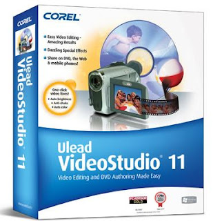 ulead video studio 11 free download with serial key