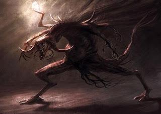 Resultado de imagen de criaturas del averno
