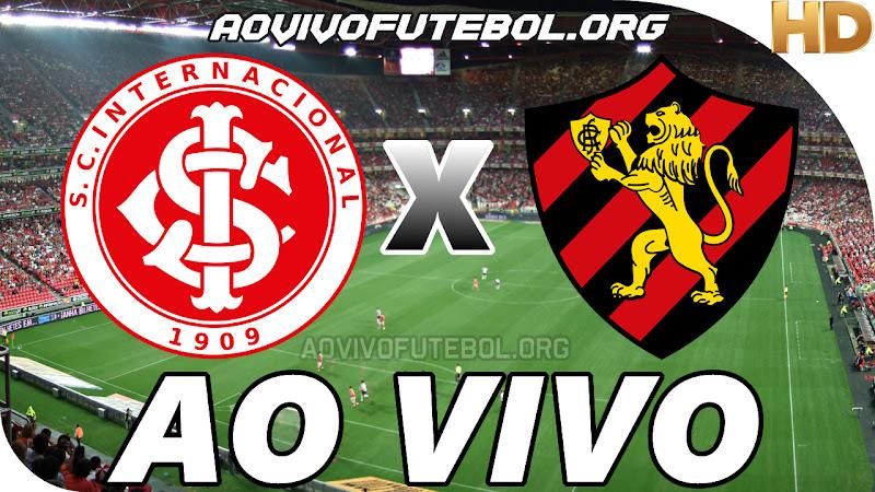 Internacional x Sport Ao Vivo Online na TV HD