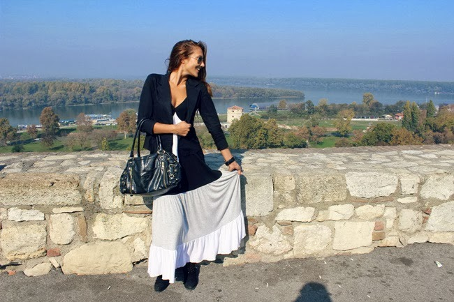 visit Belgrade in fall