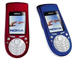 spesifikasi Nokia 3660